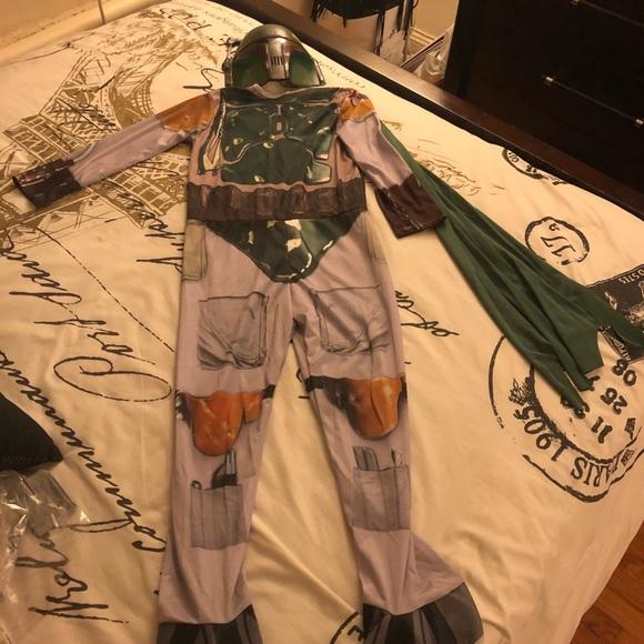 Boba Fett Costume Kids